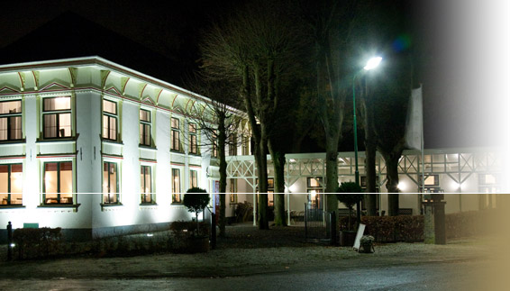 Hotel Het Rechthuis Muiderberg